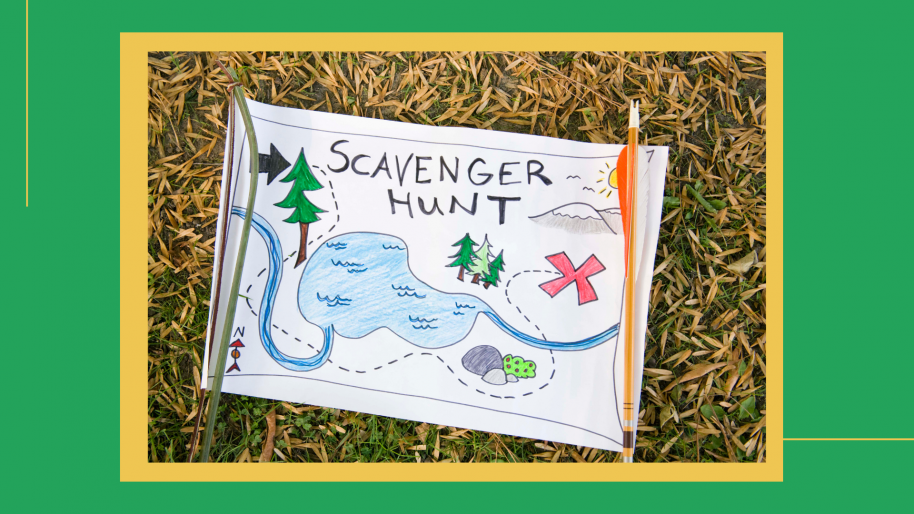 How to Plan an Outdoor Scavenger Hunt